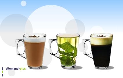 Kaffee oder Tee ?