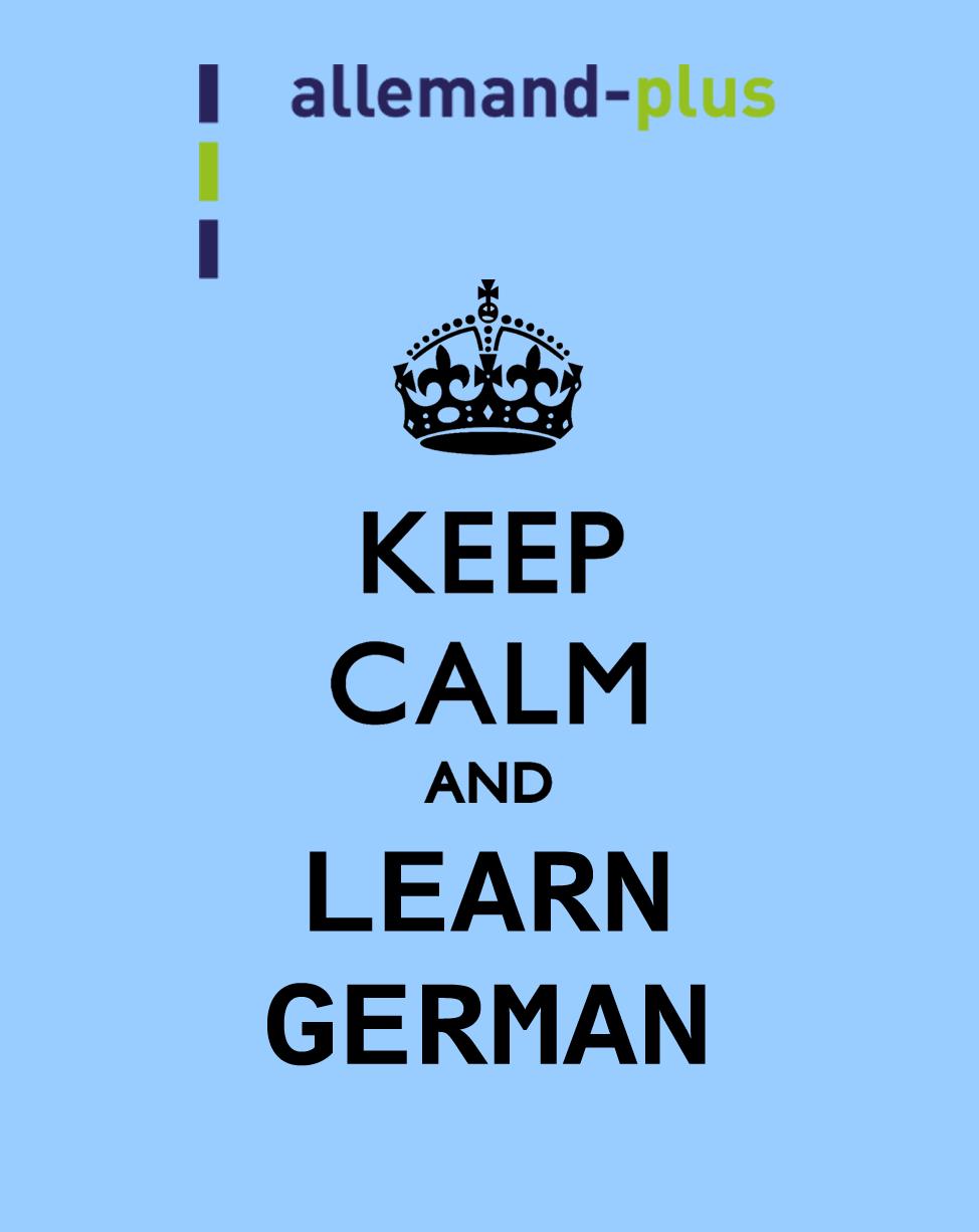 Cours d'allemand dynamiques sur mesure